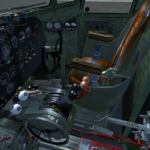 Douglas DC3 C-47R Skytrain FSX & P3D Mandfred Jahn freeware